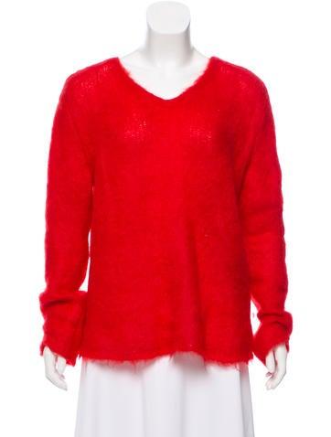 2017 Mohair Sweater