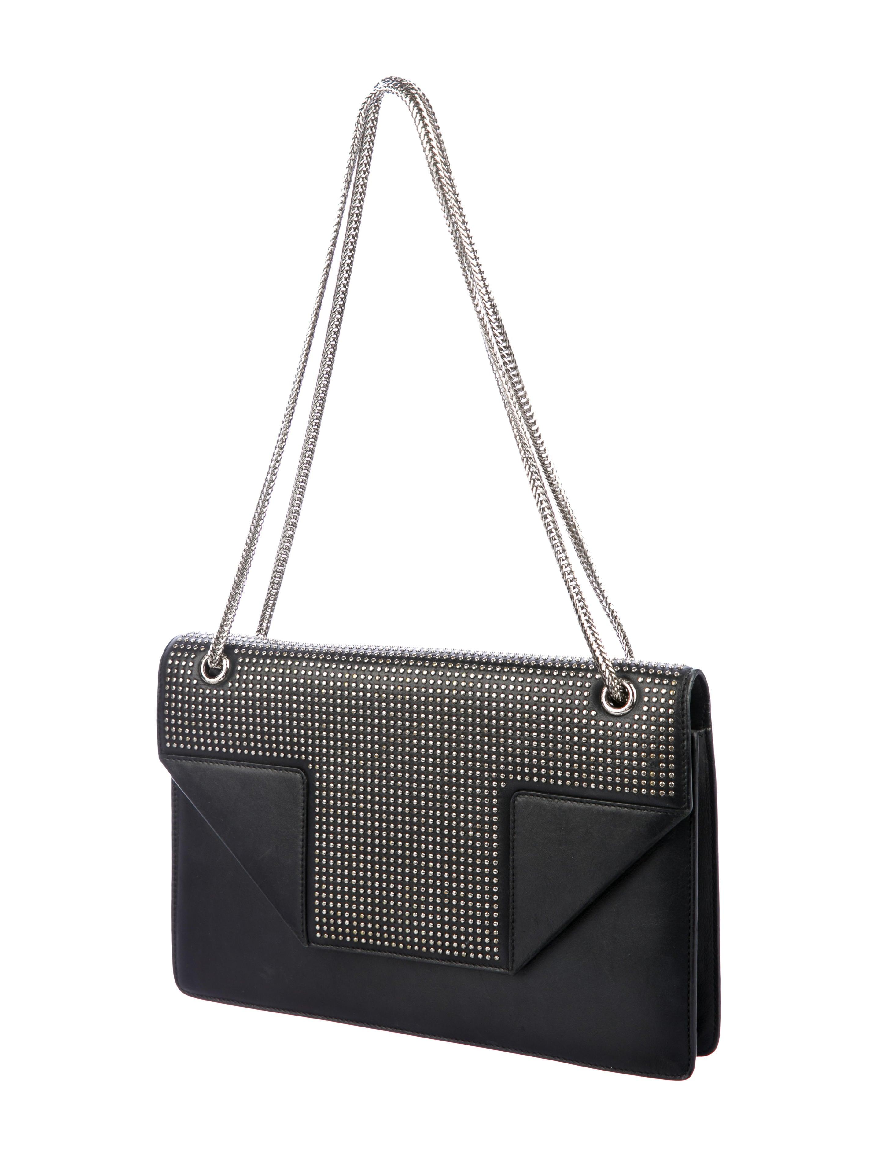 46c548525cac Saint Saint Laurent Laurent Studded Bag Betty v8ndwqFS-shortening ...