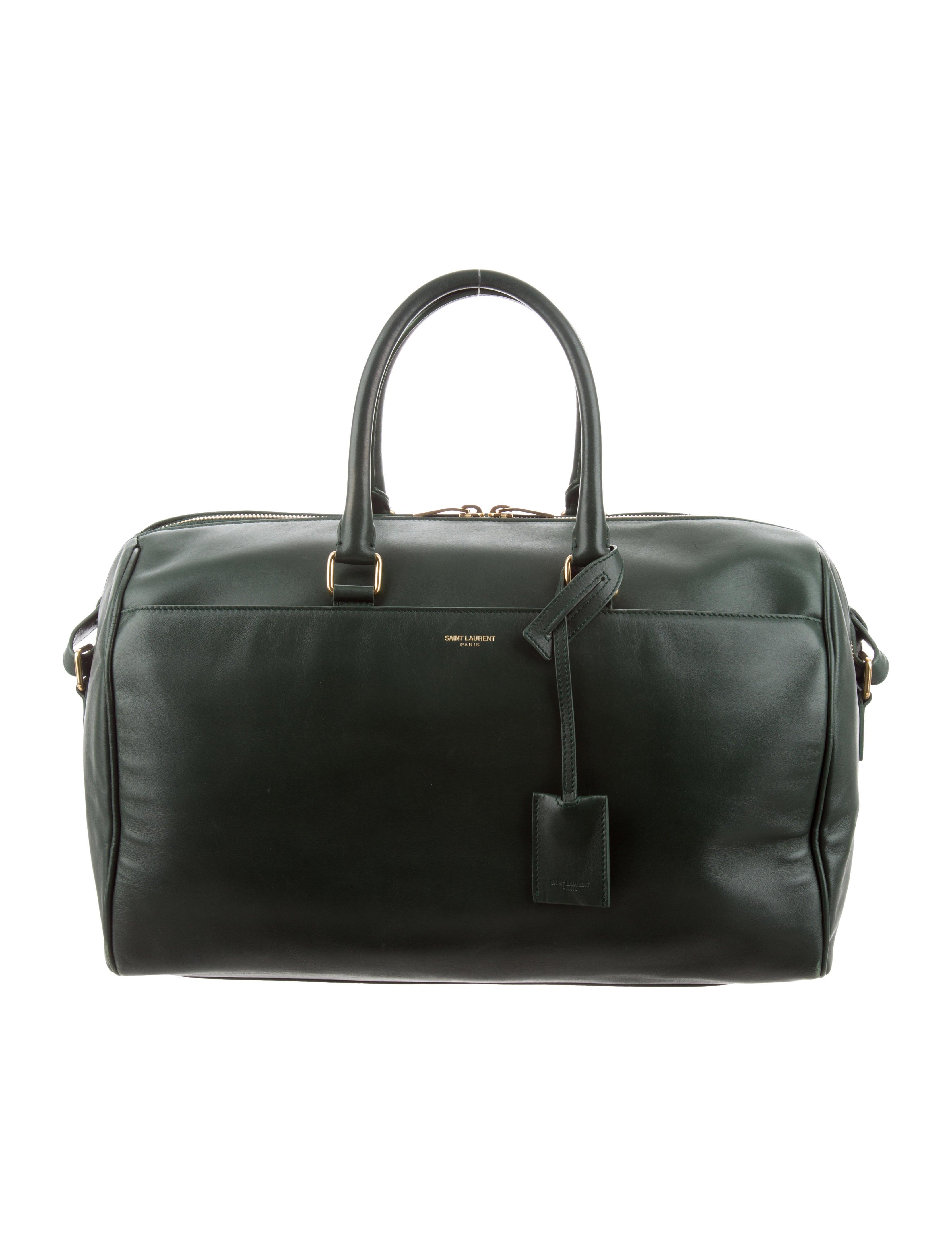 d8f49439576c Saint Laurent Classic Duffle 6 - Handbags - SNT62951