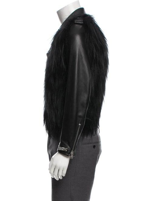 c6f95ec1344 2013 Goat Hair Leather Moto Jacket 2013 Goat Hair Leather Moto Jacket ...