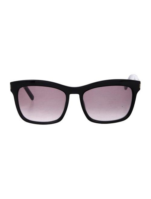 c9195568629 Saint Laurent Square Gradient Sunglasses - Accessories - SNT65419 ...