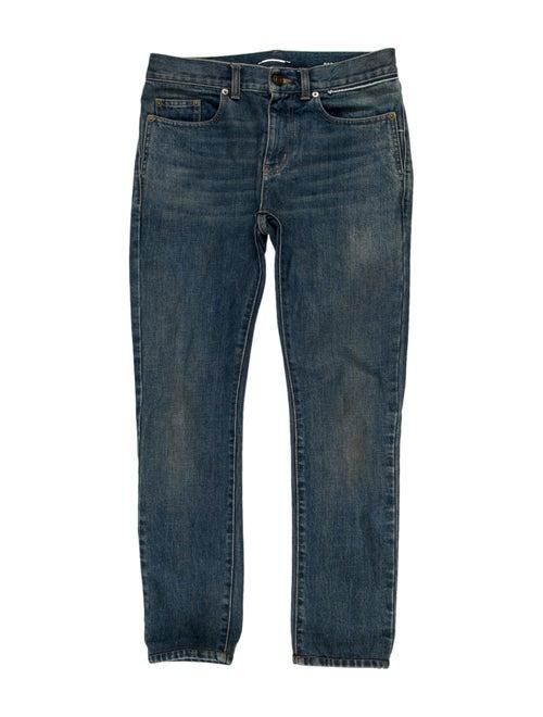 Saint Laurent D02 Jeans blue