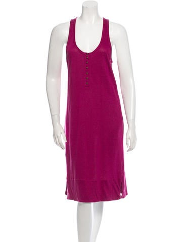 Sonia Rykiel Racerback Sleeveless Dress w/ Tags None