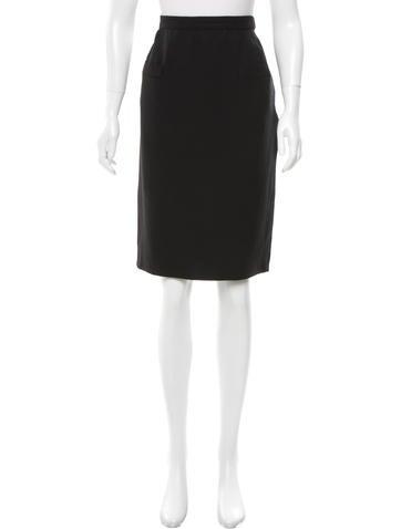 Sonia Rykiel Sheath Knee-Length Skirt