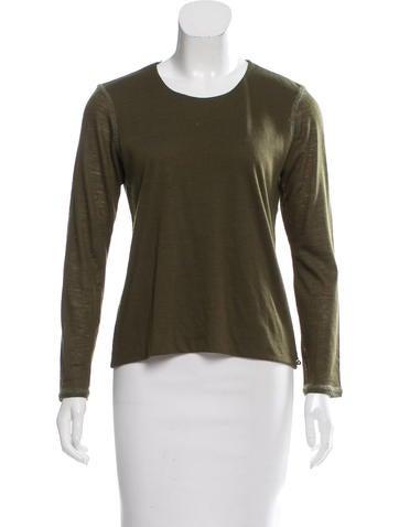 Sonia Rykiel Embellished Wool Top None