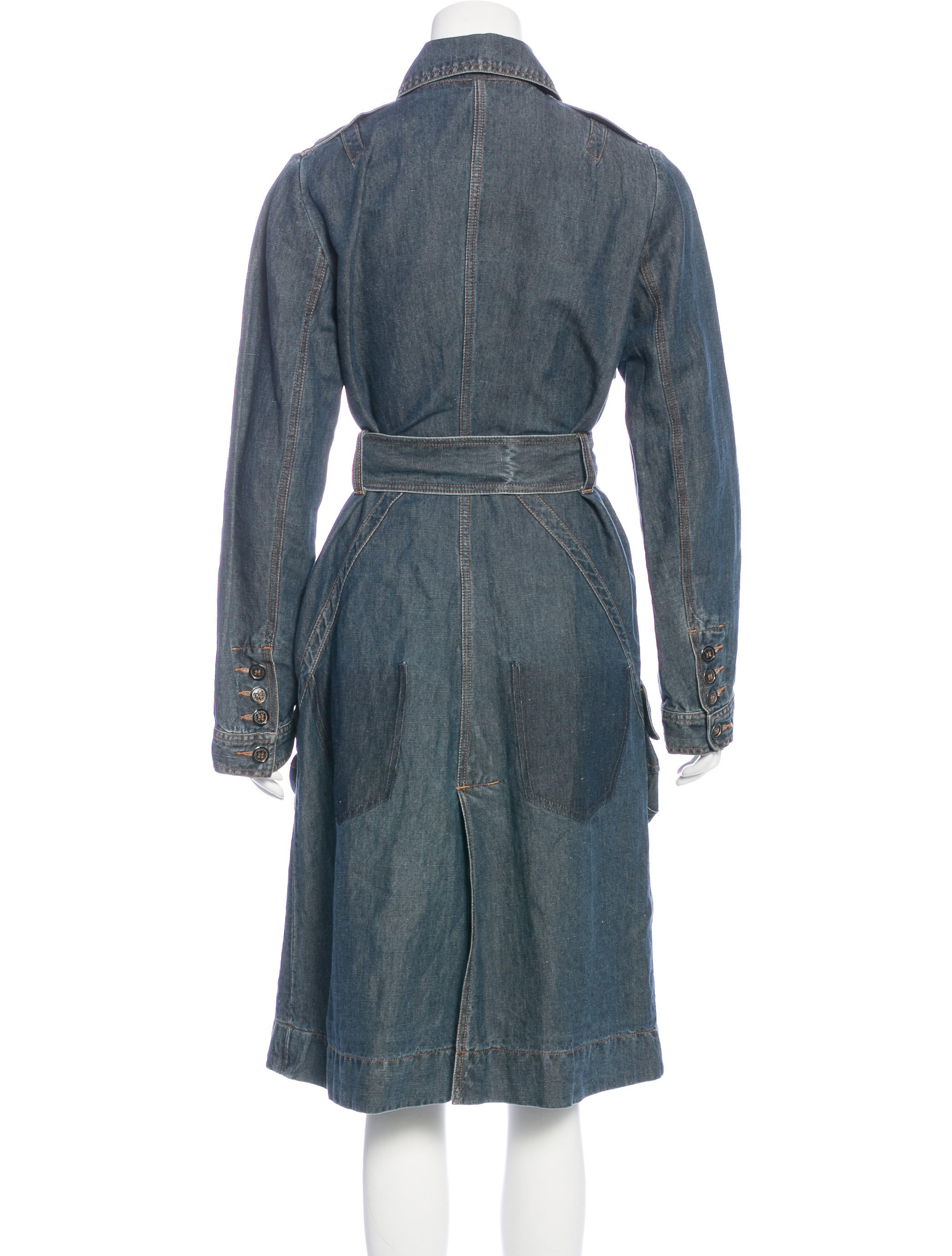Shop the Women's Denim Trench Coat at ingmecanica.ml and see the entire selection of Women's Jackets. Free Shipping Available.