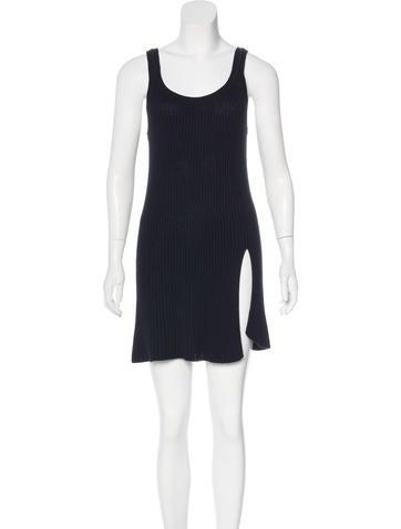 Sonia Rykiel Knit Knee-Length Dress None