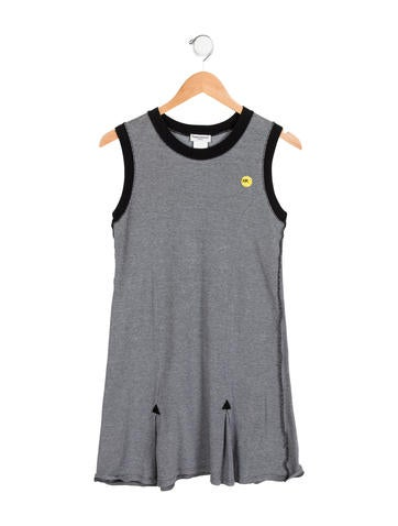 Sonia Rykiel Girls' Knit Logo Dress None