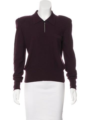 Sonia Rykiel Wool Knit Sweater None