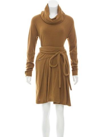 Sonia Rykiel Wool & Angora-Blend Skirt Set None