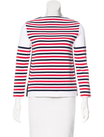 Sonia Rykiel Textured Knit Top None