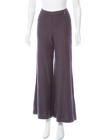 Sonia Rykiel High-Rise Pants None