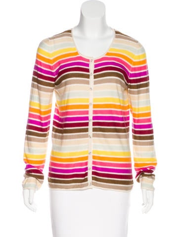 Sonia Rykiel Cashmere Knit Cardigan None