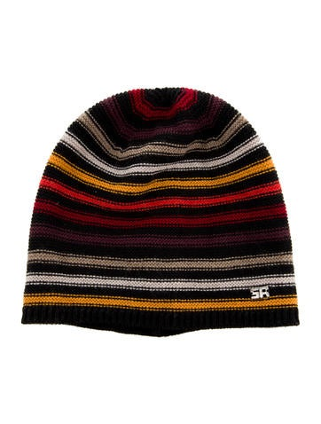 Sonia Rykiel Girls' Wool Striped Beanie None