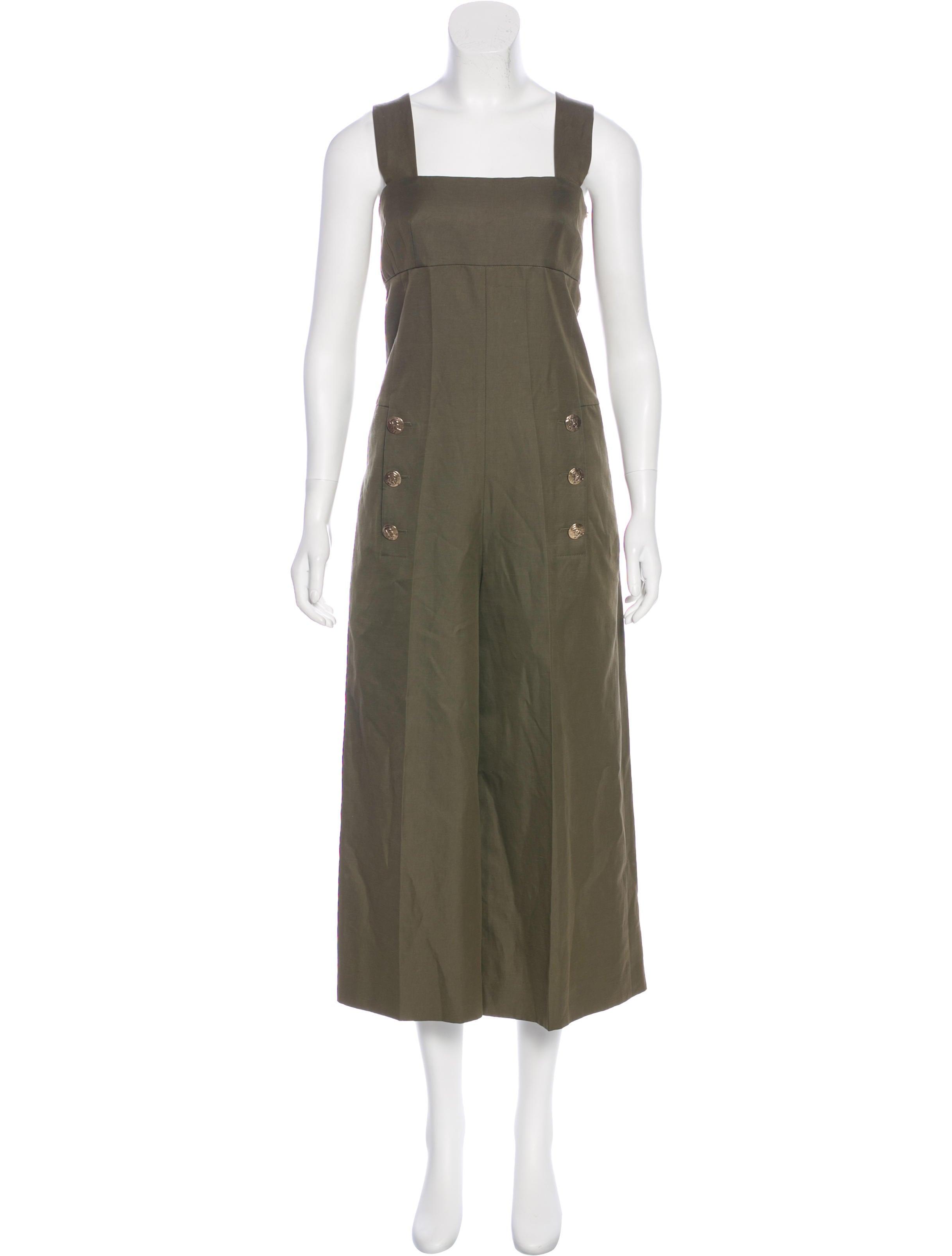 f17e810e5fe74 Stella McCartney Silk Monia Superhero Print Jumpsuit - Clothing ...