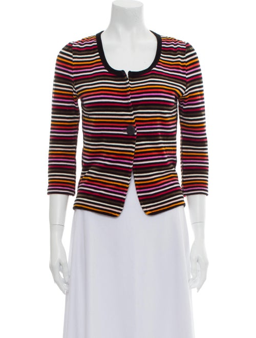 Sonia Rykiel Striped Evening Jacket