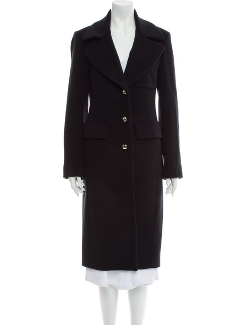 Sonia Rykiel Wool Peacoat Wool