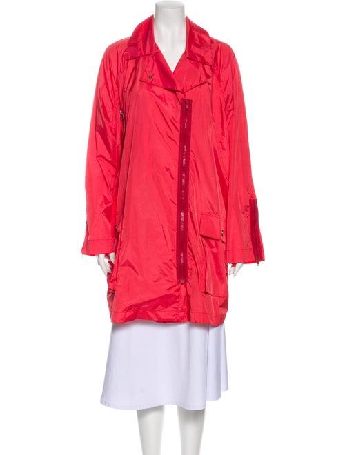 Sonia Rykiel Trench Coat Pink