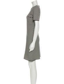 Sonia Rykiel Striped Mini Dress