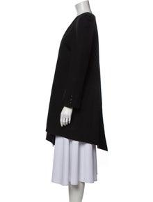 Sonia Rykiel Wool Open Front Sweater