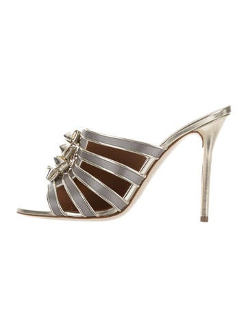 Lanvin Embellished Macrame Sandals discount fashionable uGbJvlN