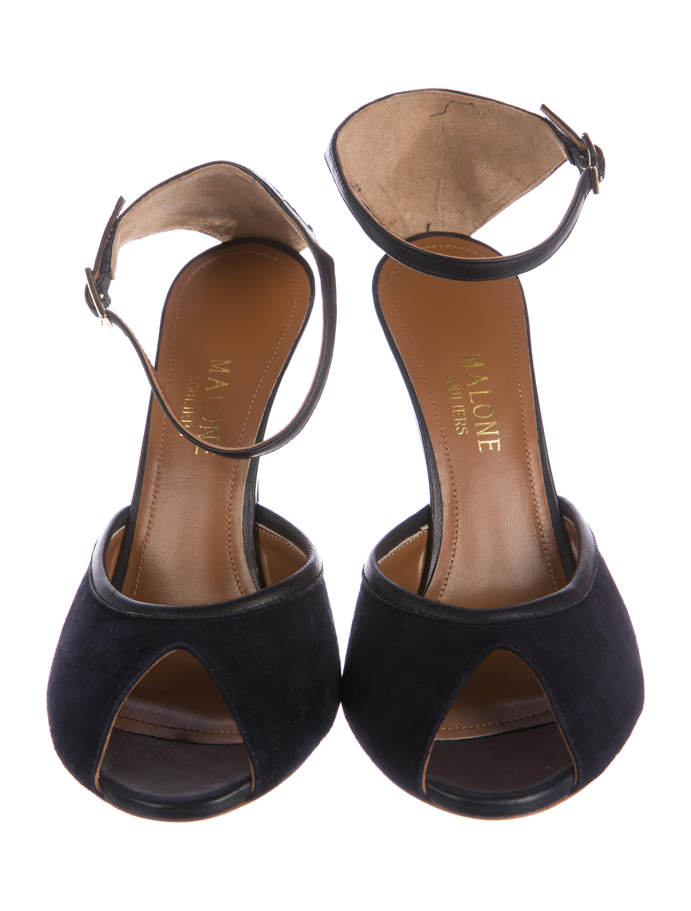 clearance best 2014 unisex cheap price Malone Souliers Lolo Karung-Trimmed Pumps w/ Tags clearance comfortable clearance cost dM9HCvbpY