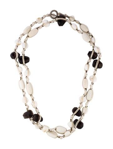 Stephen Dweck Multi-Stone Necklace