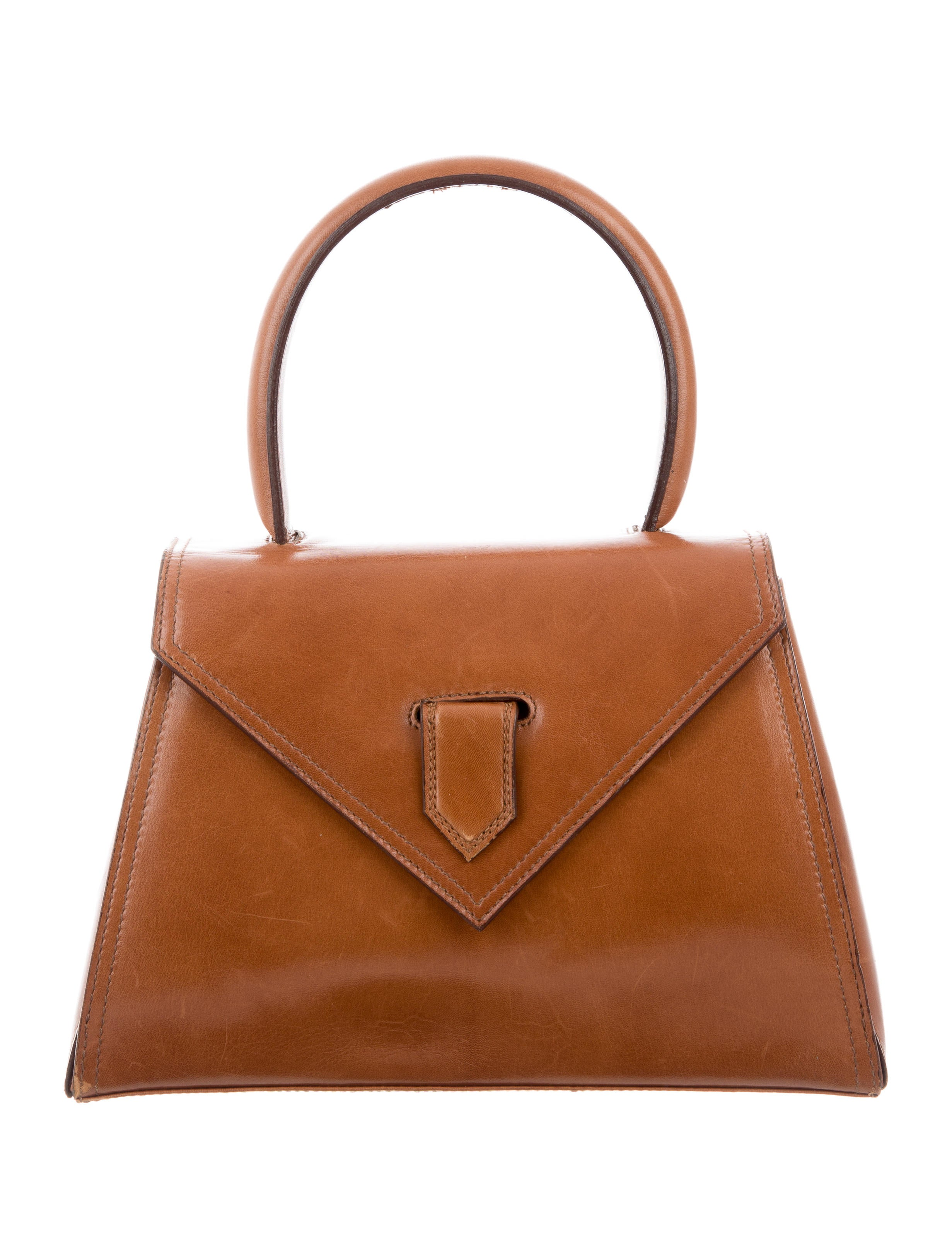 Walter Steiger Leather Handle Bag Handbags Sti20784