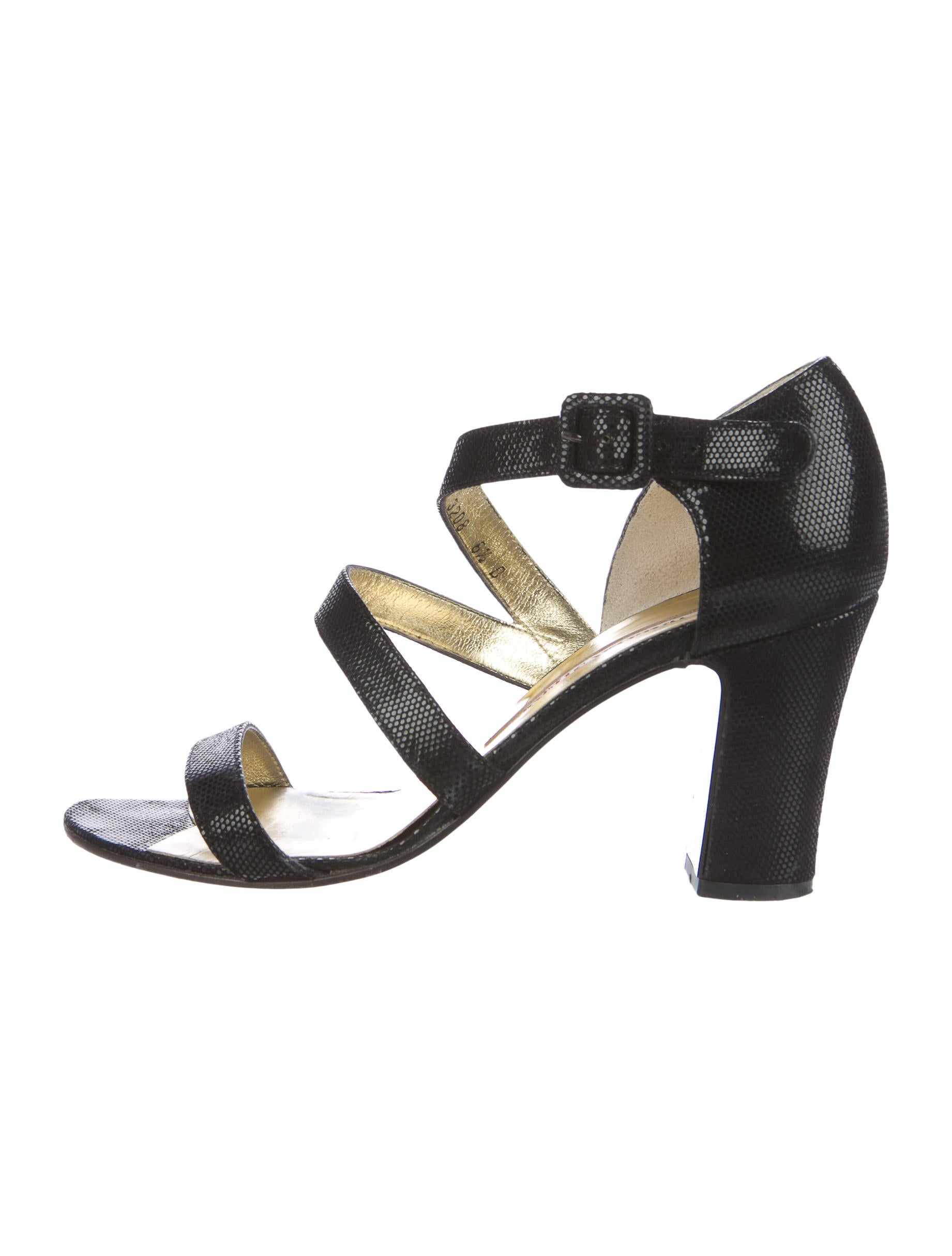 Walter Steiger Leather Multistrap Sandals outlet high quality buy cheap Inexpensive collections cheap price tumblr sale online cheap wholesale XwzhY68