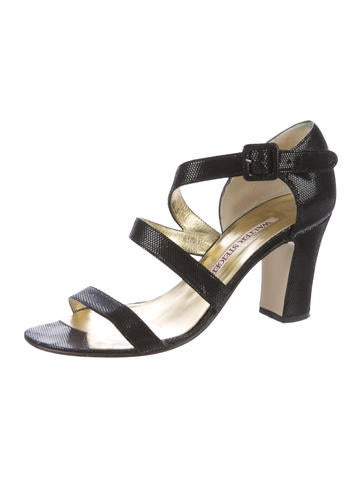 clearance cost Walter Steiger Embossed Multistrap Sandals sale discount free shipping release dates cheap sale good selling view cheap online sfKxXLpu
