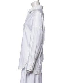 St. John Long Sleeve Blouse