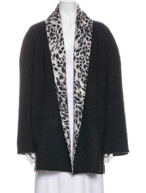 St. John Wool Coat Wool
