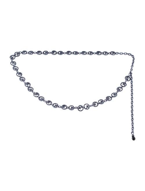 St. John Strass Chain-Link Belt