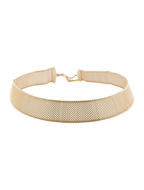 St. John Chain-Link Waist Belt Gold