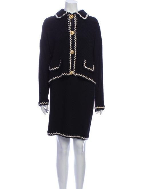 St. John Skirt Set Black