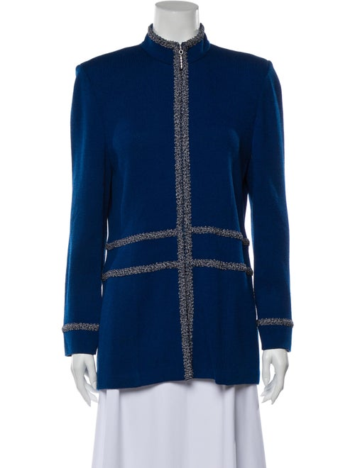 St. John Jacket Blue