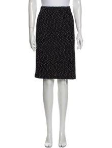 St. John 2010 Knee-Length Skirt