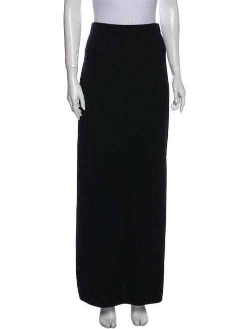 St. John Long Skirt Black - image 1