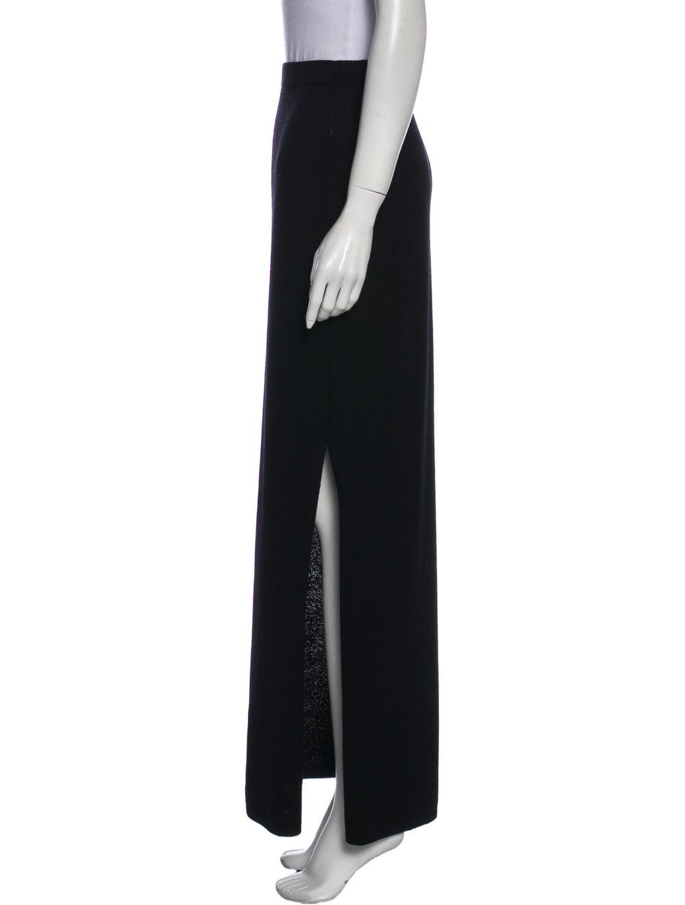 St. John Long Skirt Black - image 2