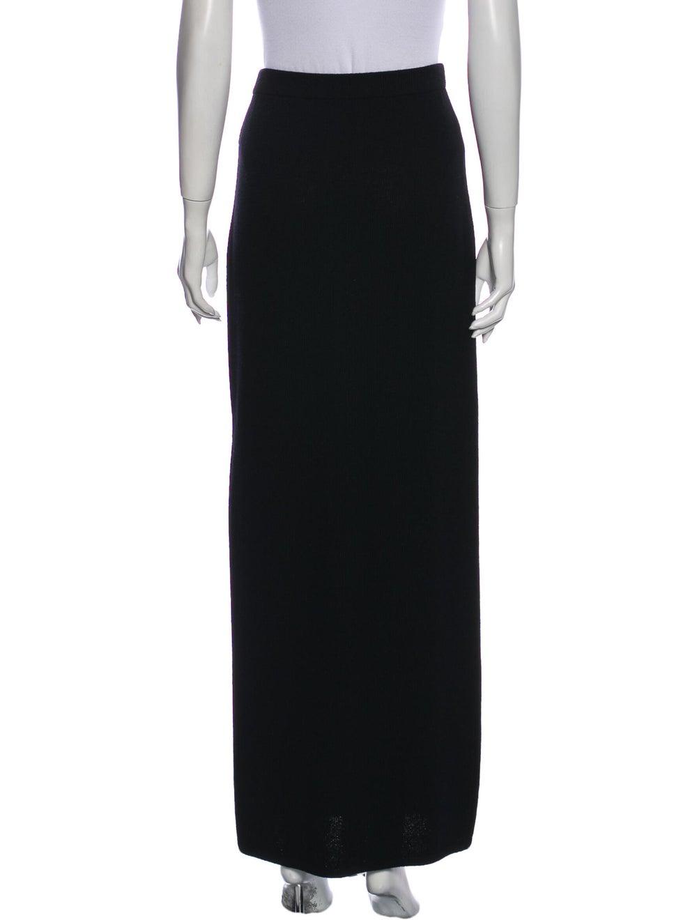 St. John Long Skirt Black - image 3