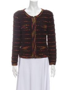 St. John Wool Evening Jacket