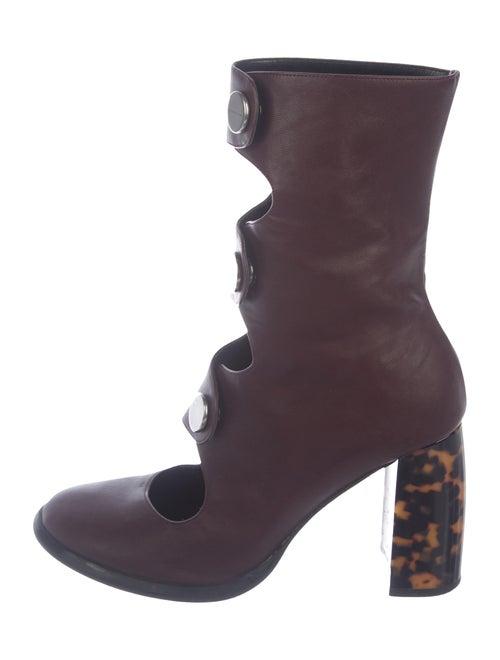 Stella McCartney Vegan Mid-Calf Boots