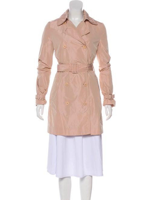 Stella McCartney Trench Coat Pink