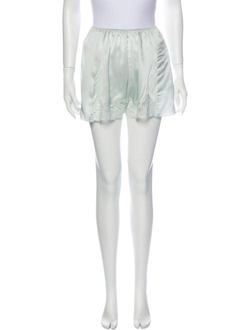 Stella McCartney 2018 Silk Pajamas Grey