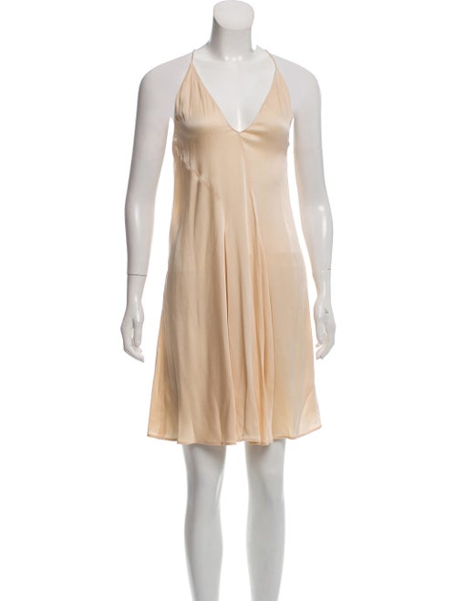 Stella McCartney Satin Slip Dress w/ Tags