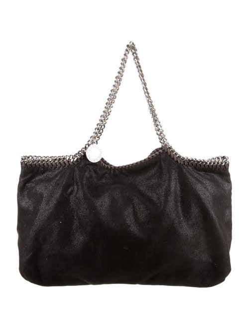 Stella McCartney Falabella Shoulder Bag Black