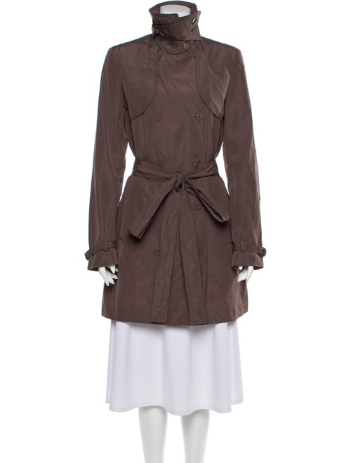 Stella McCartney Trench Coat w/ Tags Brown