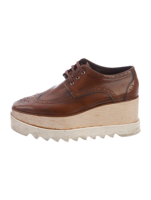 Stella McCartney Oxfords Brown