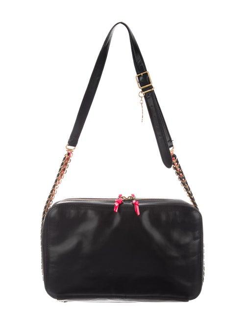 Stella McCartney Vegetarian Leather Shoulder Bag B