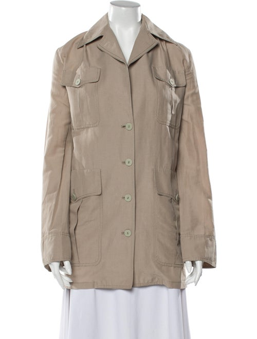 Stella McCartney Linen Coat